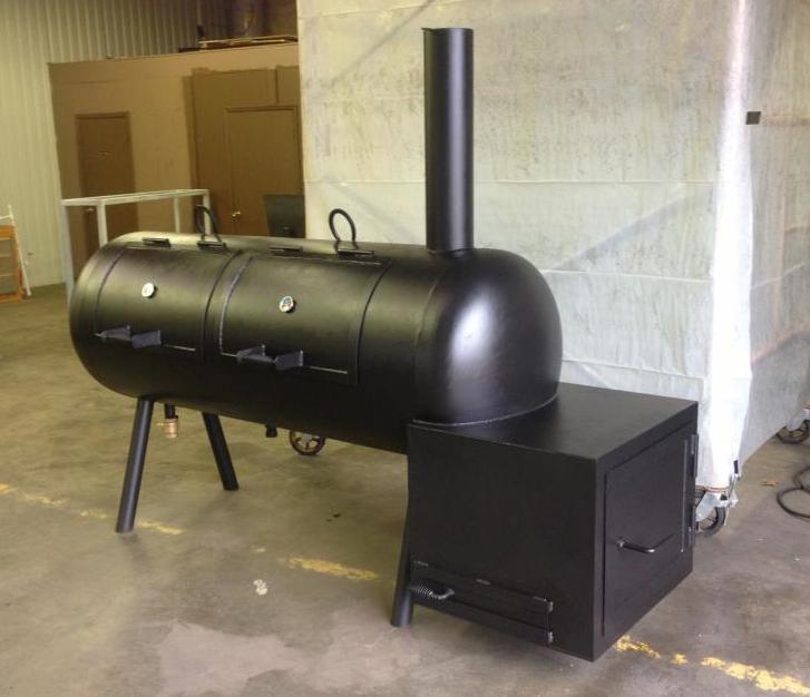 reverse flow vertical smoker reverse flow bbq pits reverse flow Car ...